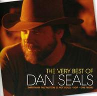 DAN SEALS - VERY BEST OF DAN SEALS CD