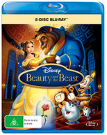 BEAUTY AND THE BEAST  (RE-RELEASE) (1991) BLURAY