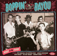 BOPPIN' BY THE BAYOU: MADE IN THE SHADE VARIOUS CD