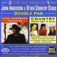 JOHN ANDERSON - JOHN ANDERSON & OTHER COUNTRY STARS CD