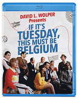 IF IT'S TUESDAY MUST BE BELGIUM - IF IT'S TUESDAY THIS MUST BE BLU-RAY