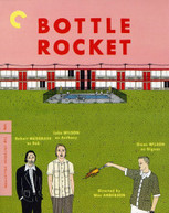 CRITERION COLLECTION: BOTTLE ROCKET (2PC) (WS) BLU-RAY