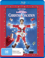 NATIONAL LAMPOON'S CHRISTMAS VACATION (1989) BLURAY