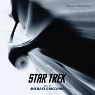 STAR TREK (SCORE) SOUNDTRACK CD