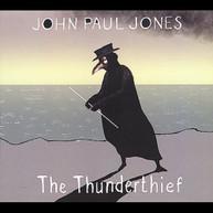 JOHN PAUL JONES - THUNDERTHIEF CD