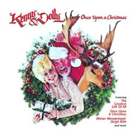 KENNY ROGERS DOLLY PARTON - ONCE UPON A CHRISTMAS CD