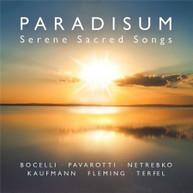 VARIOUS ARTISTS - PARADISUM CD