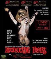 BLOODSUCKING FREAKS (2PC) (+DVD) (WS) BLU-RAY