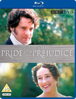 PRIDE AND PREJUDICE BLU RAY (UK) BLU-RAY