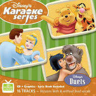 DISNEY'S KARAOKE SERIES: DUETS VARIOUS CD
