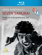 SEVENSAMURAI (UK) BLU-RAY