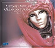 VIVALDI DESLER KENNEDY DE LISA - ORLANDO FURIOSO CD