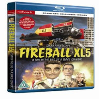 FIREBALL XL5 - A DAY IN THE LIFE OF A SPACE GENERAL (UK) BLU-RAY