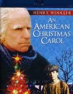 AMERICAN CHRISTMAS CAROL BLU-RAY