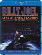 BILLY JOEL: LIVE AT SHEA STADIUM - THE CONCERT BLURAY