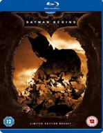 BATMAN BEGINS (UK) BLU-RAY