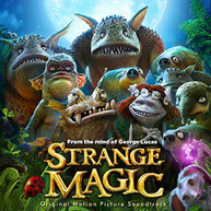 STRANGE MAGIC SOUNDTRACK CD