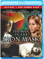 MAN IN THE IRON MASK (2PC) (+DVD) (WS) BLU-RAY