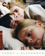 CRITERION COLLECTION: FANNY & ALEXANDER (3PC) BLU-RAY