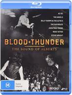BLOOD & THUNDER: SOUND OF ALBERTS - BLOOD & THUNDER: SOUND OF BLU-RAY