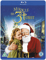 MIRACLE ON 34TH ST (UK) - BLU-RAY