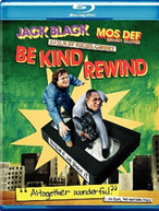 BE KIND REWIND (WS) BLU-RAY