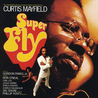 CURTIS MAYFIELD - SUPERFLY SOUNDTRACK CD