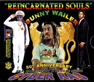 BUNNY WAILER - REINCARNATED SOULS CD