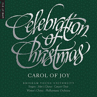BYU COMBINED CHOIRS & ORCHESTRA - CELEBRATION OF CHRISTMAS - CELEBRATION CD