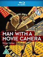 MICHAEL NYMANS MAN WITH A MOVIE CAMERA (UK) BLU-RAY