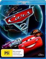 CARS 2 (2011) BLURAY