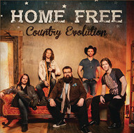 HOME FREE - COUNTRY EVOLUTION CD