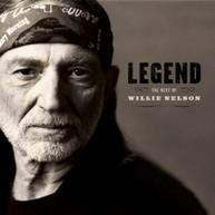 WILLIE NELSON - LEGEND: BEST OF WILLIE NELSON CD