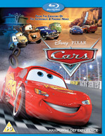 CARS (UK) - BLU-RAY