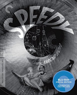 CRITERION COLLECTION: SPEEDY BLU-RAY