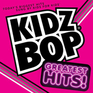 KIDZ BOP KIDS - KIDZ BOP GREATEST HITS CD