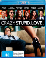 CRAZY, STUPID, LOVE (2011) BLURAY