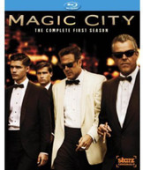 MAGIC CITY: THE COMPLETE FIRST SEASON (3PC) BLURAY