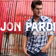 JON PARDI - WRITE YOU A SONG CD