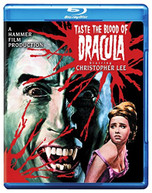 TASTE THE BLOOD OF DRACULA BLU-RAY