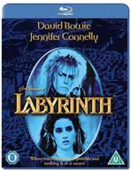 LABYRINTH (UK) BLU-RAY