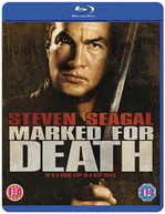 MARKED FOR DEATH (UK) BLU-RAY