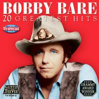 BOBBY BARE - 20 GREATEST HITS CD