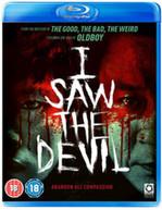 I SAW THE DEVIL (UK) BLU-RAY