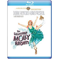 UNSINKABLE MOLLY BROWN (MOD) BLU-RAY