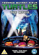 TEENAGE MUTANT NINJA TURTLES - THE ORIGINAL MOVIE (UK) BLU-RAY