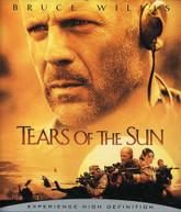 TEARS OF THE SUN (WS) BLU-RAY