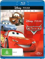 CARS (2006) BLURAY