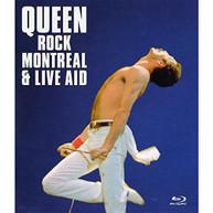 QUEEN - QUEEN ROCK MONTREAL (BLU-SPEC-RAY) (UK) BLU-RAY