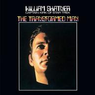 WILLIAM SHATNER - TRANSFORMED MAN CD